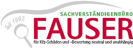 Kfz-Sachverständigenbüro Fauser