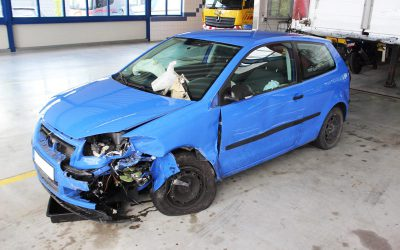 Wie verhalte ich mich bei einem Unfall?