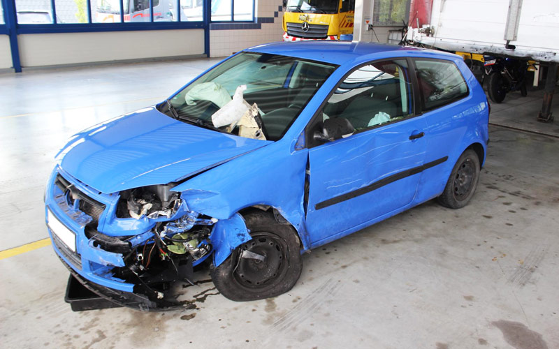 Kfz-Gutachten für einen Unfallschaden