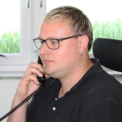 Kfz-Sachverständiger und Gutacher Tobias Fauser